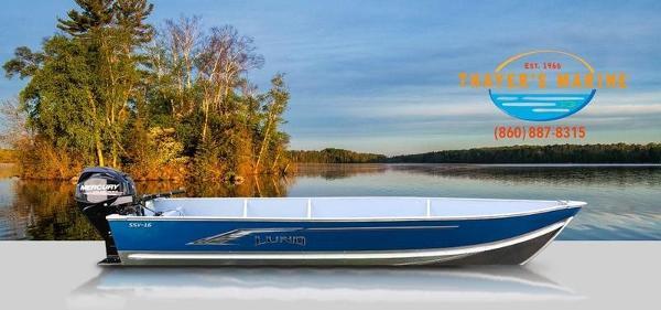 Lund SSV-16 Fishboat