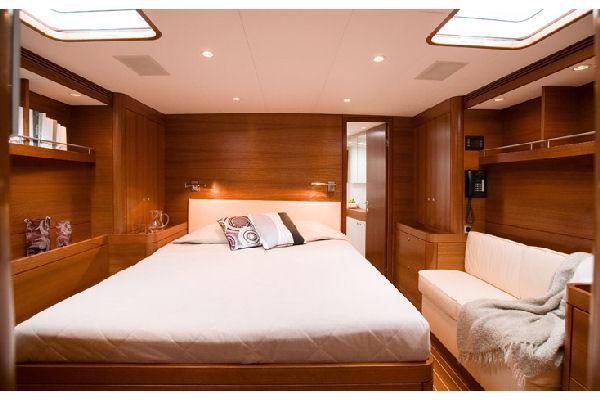 Nautor Swan 90 FD Owner's Cabin