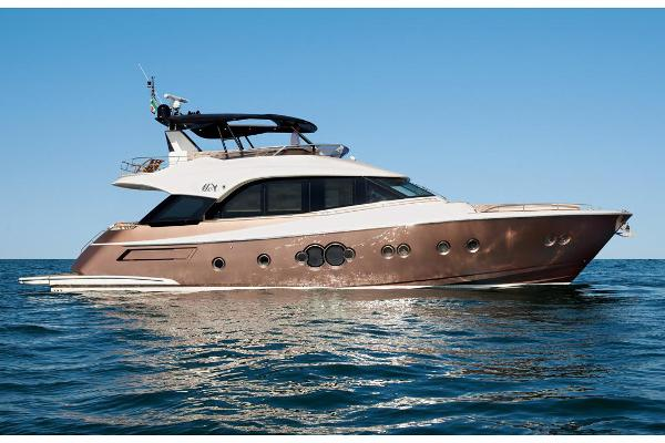 Monte Carlo Yachts MCY 70 Manufacturer Provided Image