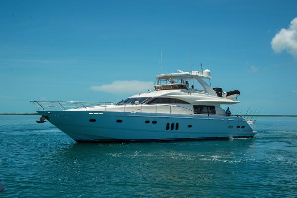 Princess Viking Sport Cruiser Motor Yacht Profile