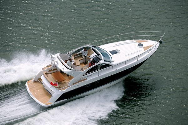 Fairline Targa 44 Open