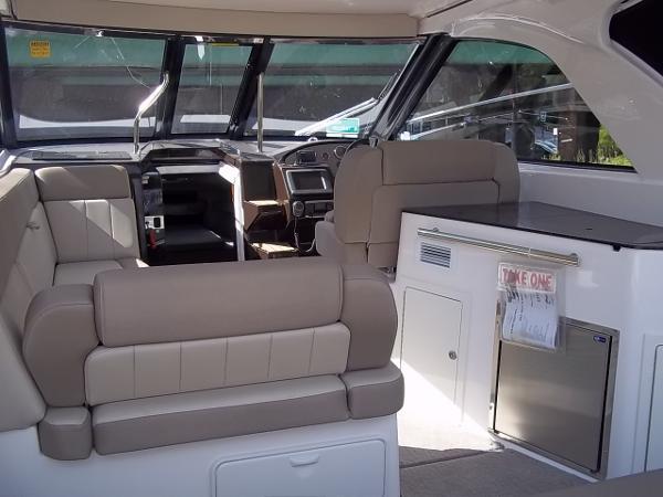 2014 Regal 35 Sport Coupe - Interior