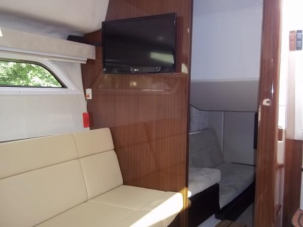 2014 Regal 35 Sport Coupe - Cabin
