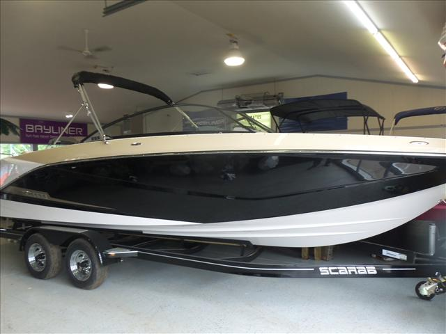 Scarab Jet Boat 255 HO