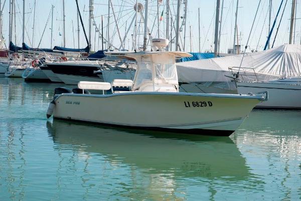 Sea-pro 270 Center Console Sea Pro 270 CC - YEAR 2006 - Timone Yachts