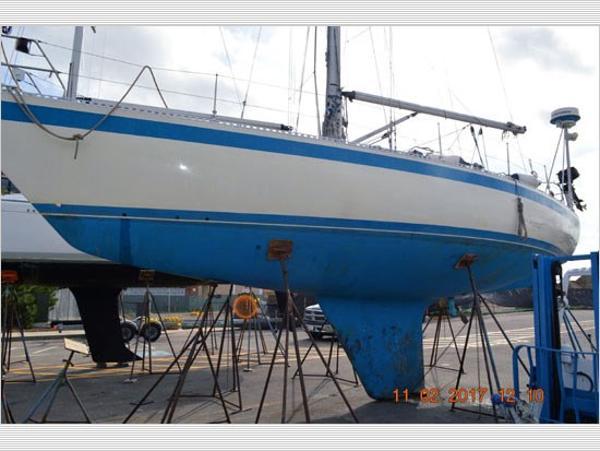 Sweden Yachts Sloop