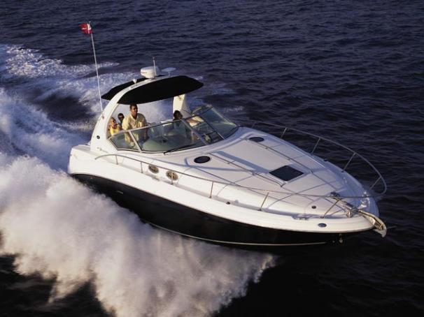 Sea Ray 320 Sundancer Manufacturer Provided Image