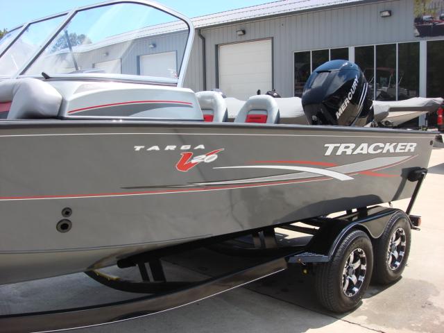 TRACKER BOATS Multi-Species Deep V Boat Targa V-20 WT