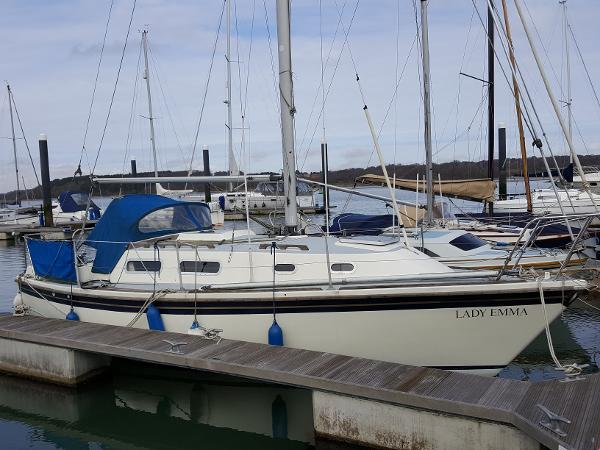 Westerly Griffon Mk ll Home berth