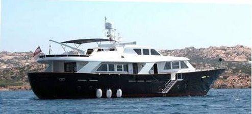 BENETTI SAIL DIVISION 79 RPH Benetti Sail Division 79 RPH sailing