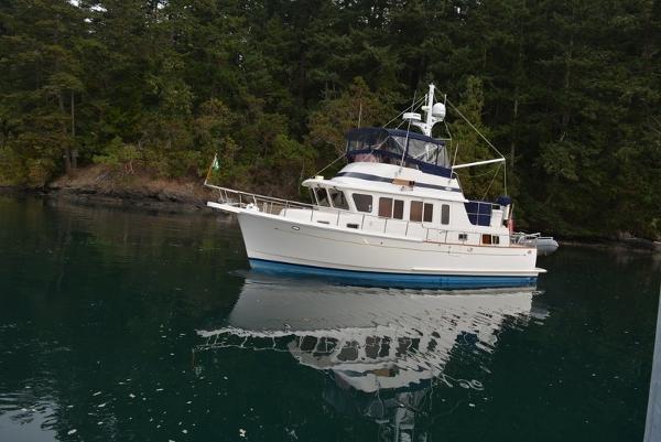 Selene Ocean Trawler 36 Port side