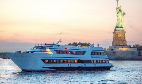 Custom Dinner Yacht 120' Dinner Yacht