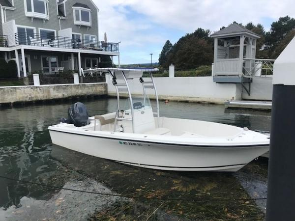 Sailfish 208 Center Console
