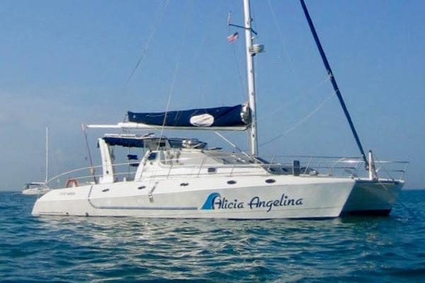 Royal Cape Catamarans Majestic 530