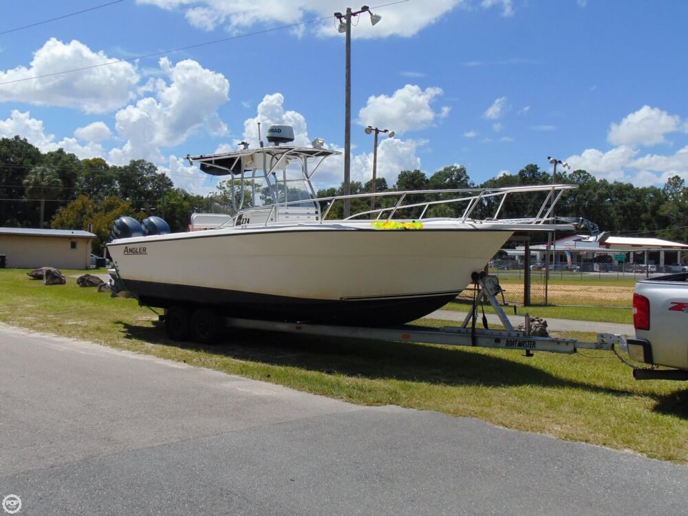 Angler 274 Center Console 2002 Angler 274 for sale in High Springs, FL
