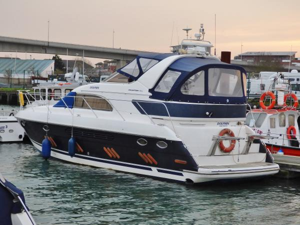 Fairline Phantom 43 Aft Cabin Fairline Phantom 43 AC