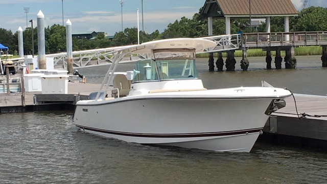 Pursuit 310 Sport Tender