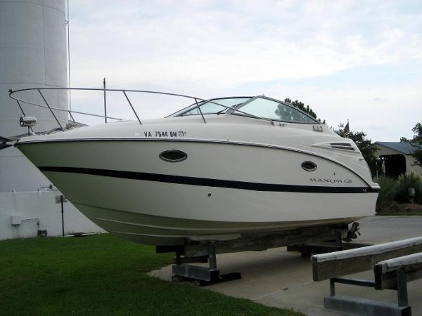 Maxum 2500 SE