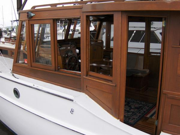 Wheelhouse Side