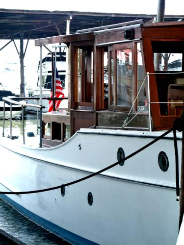 Stbd Wheelhouse Close-Up