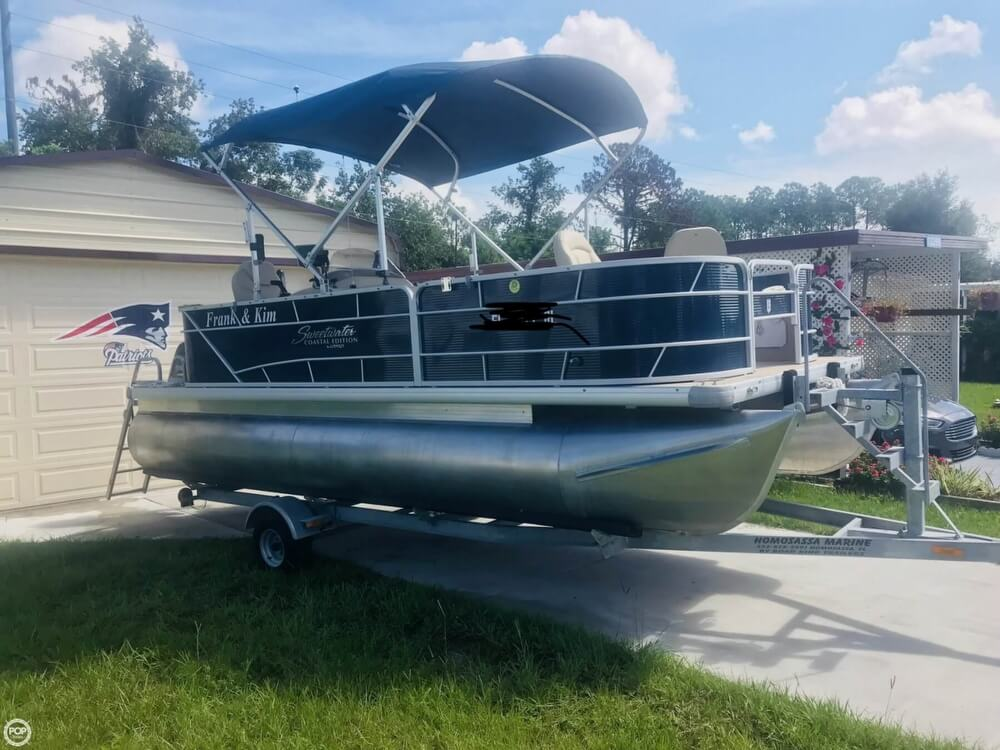 Sweetwater SW 2086 2016 Sweetwater 20 for sale in Brooksville, FL
