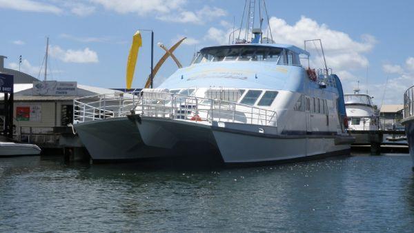 PASSENGER SHIP 75'