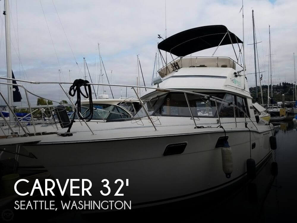 Carver 3227 Convertible boats for sale - boats.com