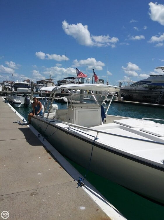 Marlago Fs 35 Center Console Cuddy 1996 Marlago Fs 35 for sale in Miami, FL