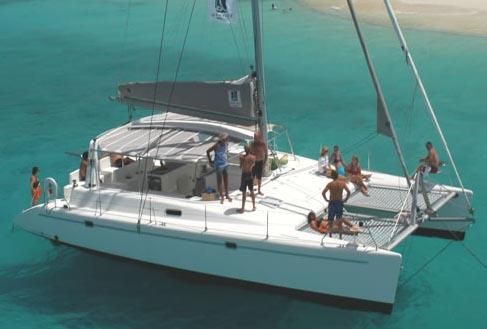Voyage Yachts DC 45