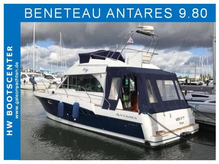 Beneteau Beneteau  ANTARES 9.80 FLY VERKAUFT