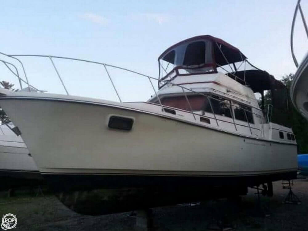 Carver 3607 Aft Cabin Motoryacht 1981 Carver 3607 Aft Cabin for sale in Gilford, NH