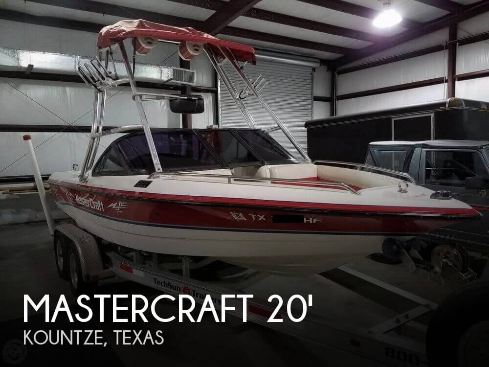 Mastercraft 205 Prostar 1994 Mastercraft ProStar 205 for sale in Kountze, TX