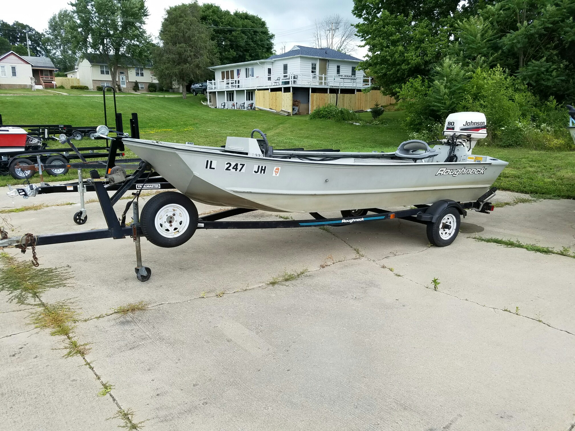roughneck 2070 cc lowe boats - HD2016×1512