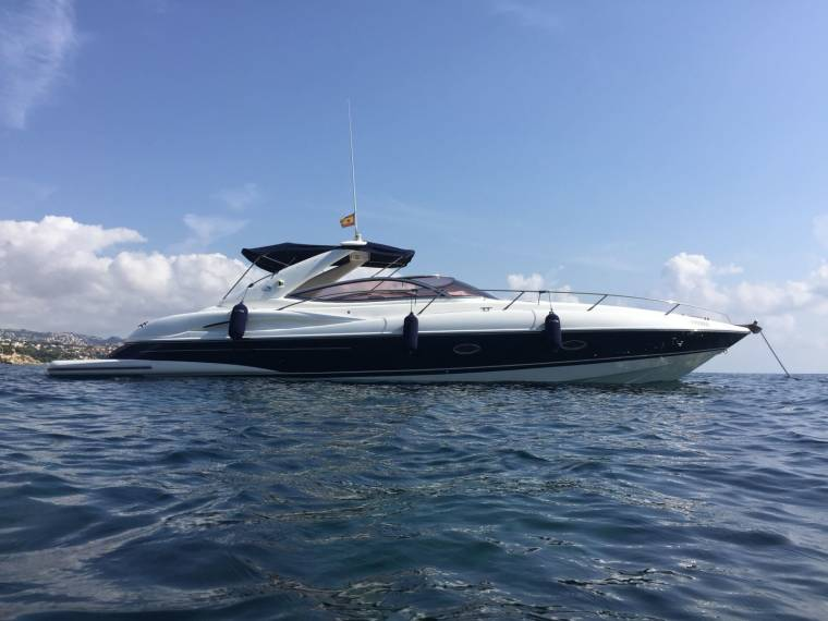 Sunseeker Superhawk 34/40