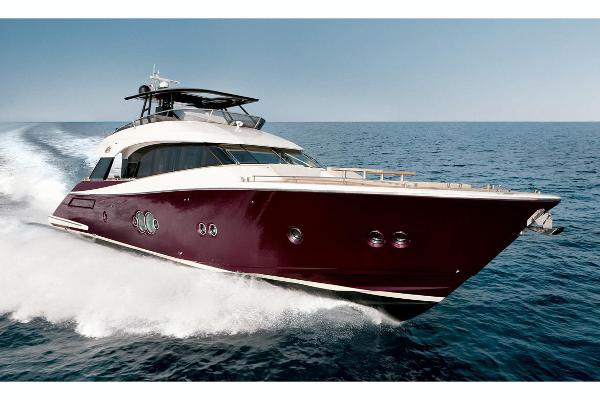 Monte Carlo Yachts MCY 76 Manufacturer Provided Image