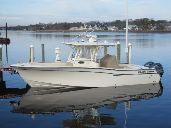 Grady-White Canyon 306 Actual Boat