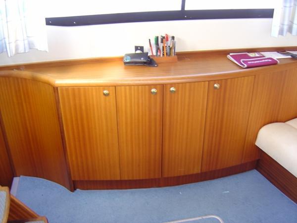 Saloon Cabinet
