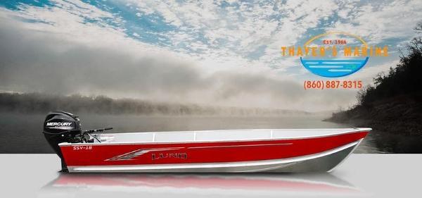 Lund SSV-18 Fishboat