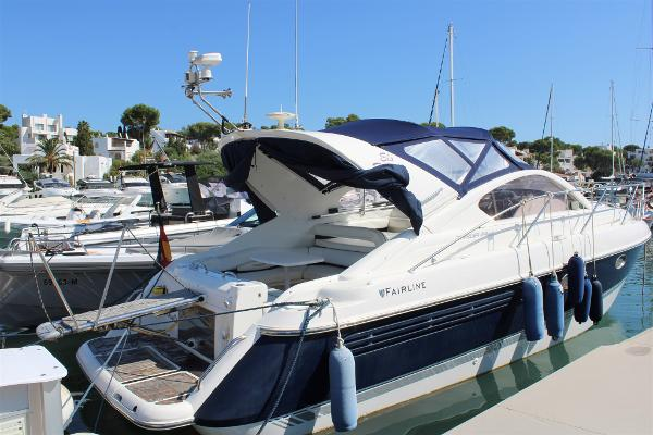 Fairline Targa 34 1