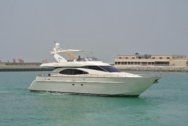 Azimut 70 Sea-Jet 2001 Azimut 70 Sea Jet For Sale - Bush & Noble