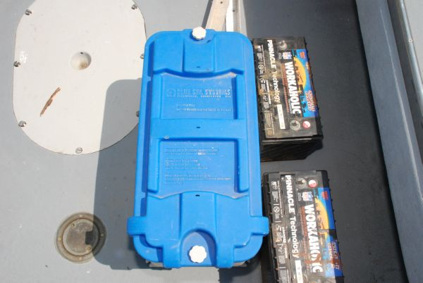 Batteries and Battery Box New