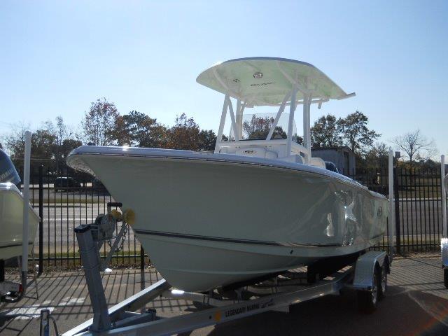 Sea Hunt 225 Triton