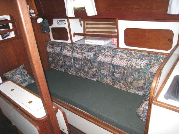 Settee Starboard