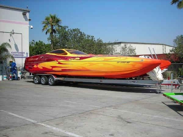 Eliminator Boats 36 Daytona Coupe