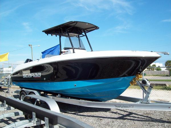 Wellcraft 252 Scarab Fisherman