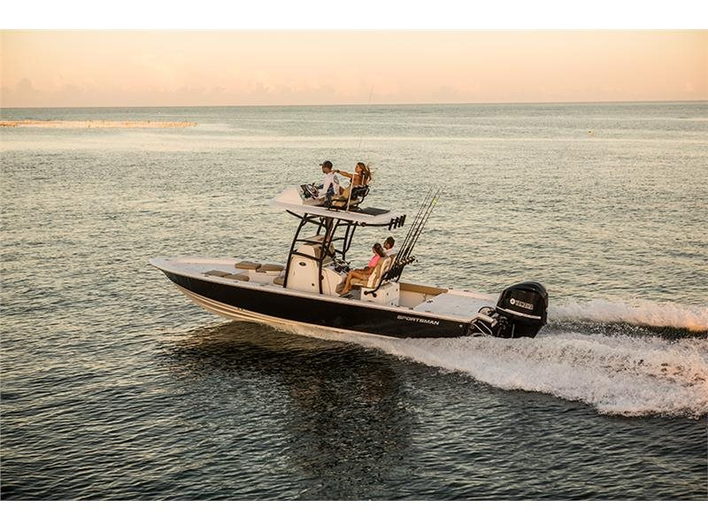 Sportsman Boats Masters 267