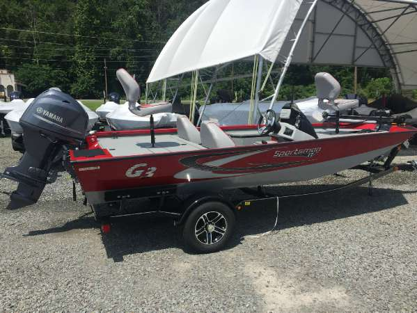 G3 Boats Sportsman 17