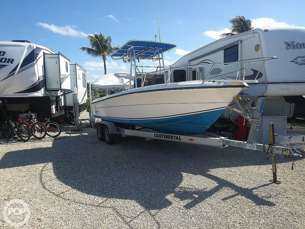 Angler 220 1995 Angler 220 for sale in Marathon, FL