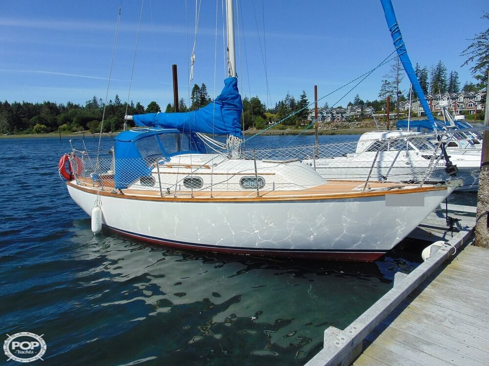 Cape Dory 25D 1982 Cape Dory 25D for sale in Sooke, BC