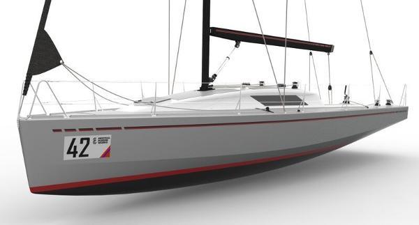 Mestral Marine Works 40 Racer